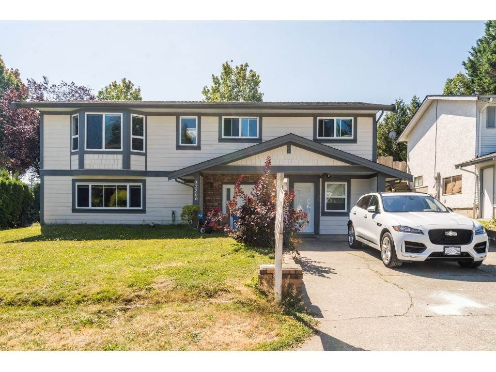 Main Photo: 32766 COWICHAN Terrace in Abbotsford: Abbotsford West House for sale : MLS®# R2487454