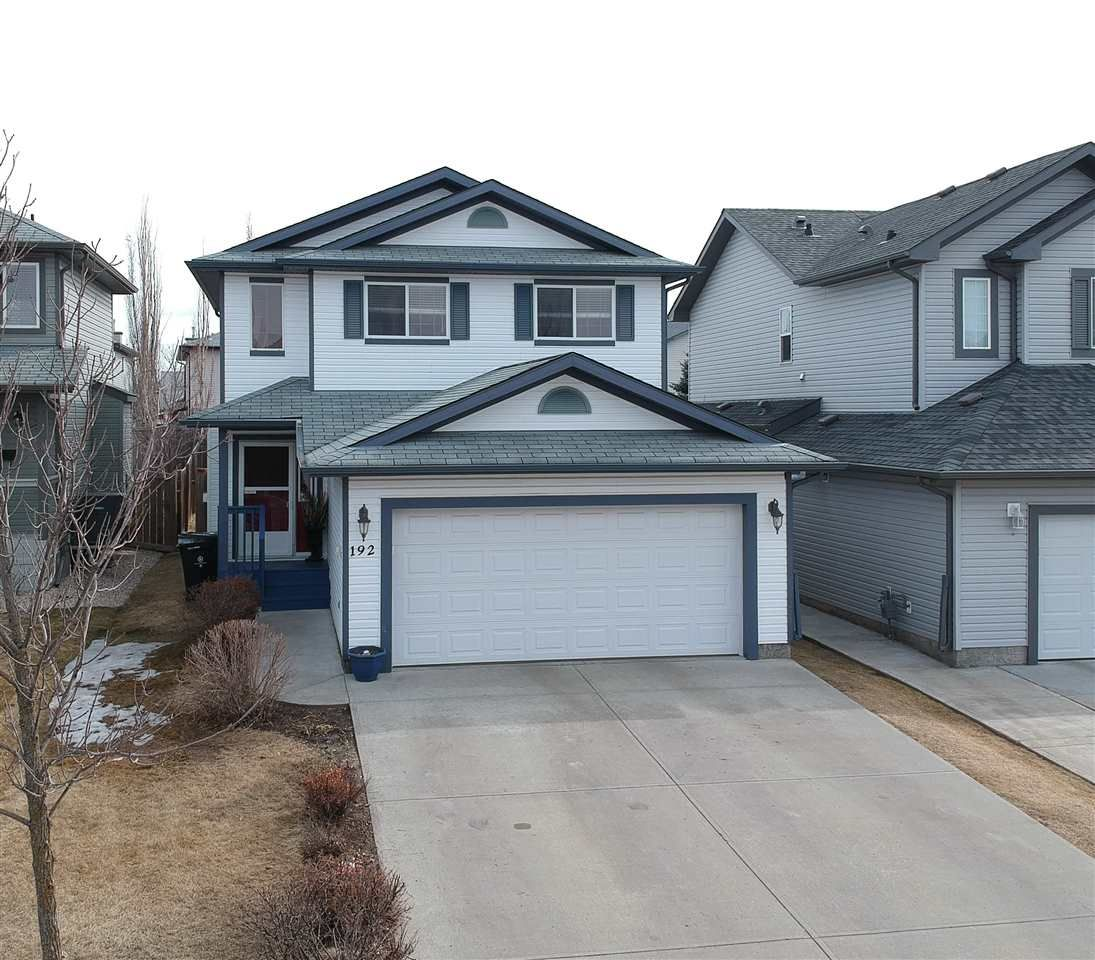 Main Photo: 192 WESTWOOD Point: Fort Saskatchewan House for sale : MLS®# E4237246