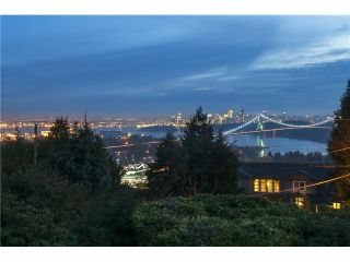 Photo 4: 855 AUBENEAU CR in West Vancouver: Sentinel Hill House for sale : MLS®# V1102918