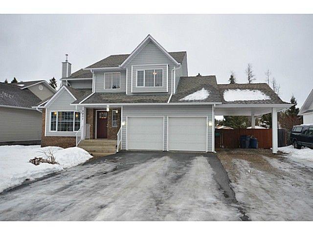 Main Photo: 5451 HEYER Road in Prince George: Haldi House for sale (PG City South (Zone 74))  : MLS®# N241918