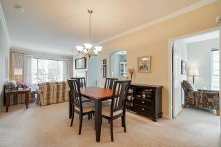 """Photo 7: 215 3098 GUILDFORD Way in Coquitlam: North Coquitlam Condo for sale in """"Marlborough House"""" : MLS®# R2555824"""