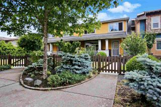 """Photo 1: 43 5960 COWICHAN Street in Chilliwack: Vedder S Watson-Promontory Townhouse for sale in """"QUARTERS WEST"""" (Sardis)  : MLS®# R2590799"""