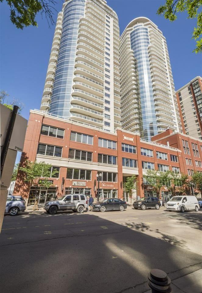 Main Photo: 2403 10152 104 Street in Edmonton: Zone 12 Condo for sale : MLS®# E4229419