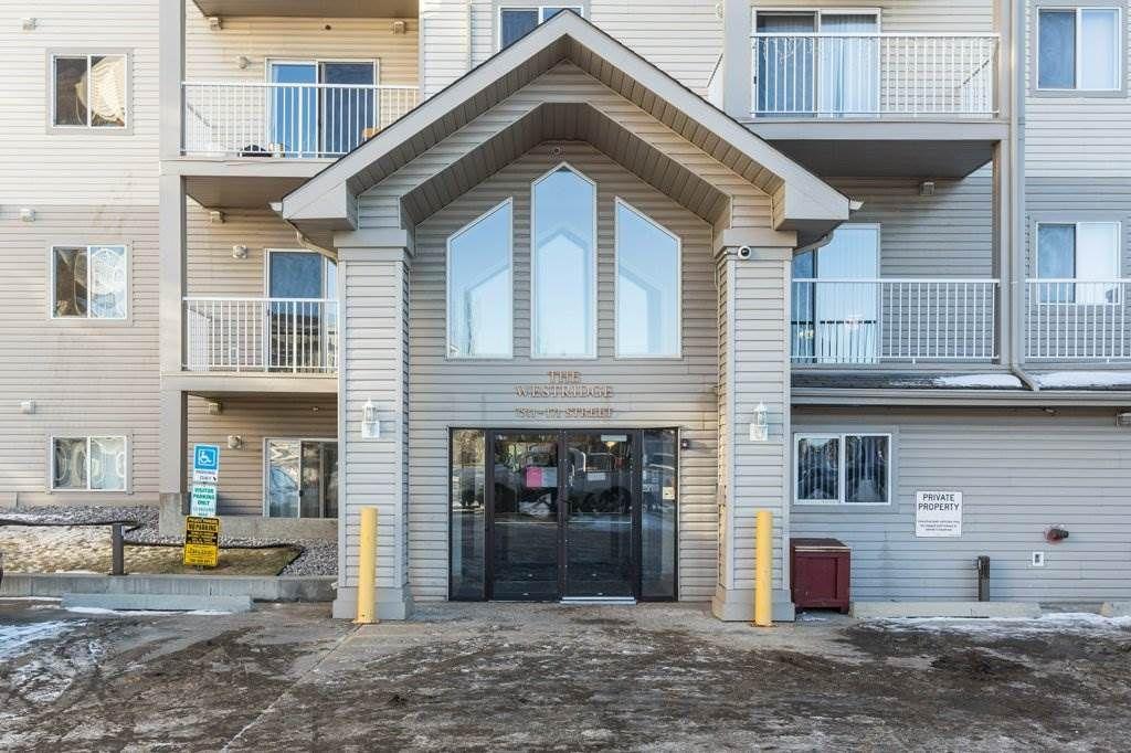 Main Photo: 320 7511 171 Street in Edmonton: Zone 20 Condo for sale : MLS®# E4225318