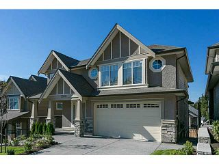 Photo 1: 3504 CHANDLER Street in Coquitlam: Burke Mountain House for sale : MLS®# V1084745