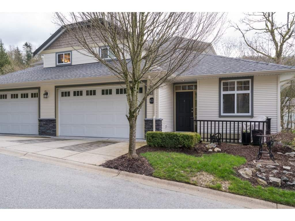 """Main Photo: 63 36260 MCKEE Road in Abbotsford: Abbotsford East Townhouse for sale in """"Kingsgate"""" : MLS®# R2155425"""