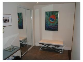 """Photo 12: # 403 1205 W HASTINGS ST in Vancouver: Coal Harbour Condo for sale in """"Cielo Coal Harbour"""" (Vancouver West)  : MLS®# V1014869"""