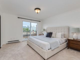 """Photo 12: 8 1266 W 6TH Avenue in Vancouver: Fairview VW Townhouse for sale in """"Camden Court"""" (Vancouver West)  : MLS®# R2487399"""