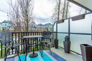 """Photo 22: 80 8250 209B Street in Langley: Willoughby Heights Townhouse for sale in """"Outlook"""" : MLS®# R2530927"""