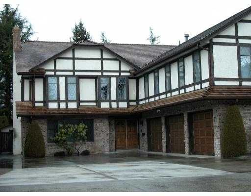 Main Photo: 6771 WHITEOAK Drive in Richmond: Woodwards House for sale : MLS®# V686818