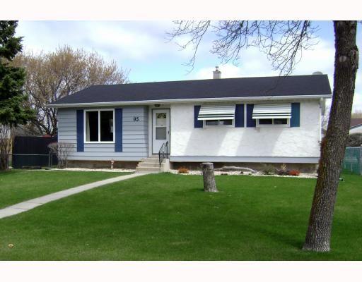 Main Photo:  in WINNIPEG: East Kildonan Residential for sale (North East Winnipeg)  : MLS®# 2908311
