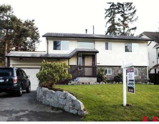 """Main Photo: 20968 50TH Avenue in Langley: Langley City House for sale in """"NEWLANDS GOLF COURSE"""" : MLS®# F2714122"""