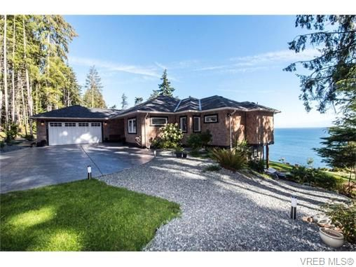 Main Photo: 2442 Lighthouse Point Road in SHIRLEY: Sk Sheringham Pnt House for sale (Sooke)  : MLS®# 370173