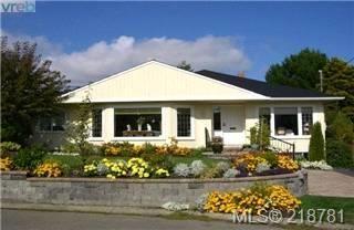 Main Photo:  in VICTORIA: OB North Oak Bay House for sale (Oak Bay)  : MLS®# 406454