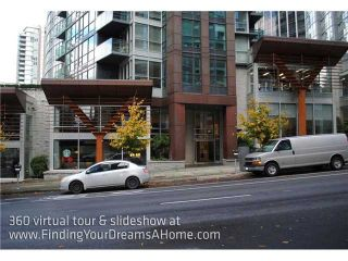 Photo 1: 1502 1189 MELVILLE Street in Vancouver: Coal Harbour Condo for sale (Vancouver West)  : MLS®# V968524