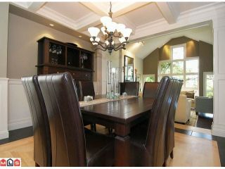 """Photo 6: 10556 SUMAC Place in Surrey: Fraser Heights House for sale in """"Glenwood Estates"""" (North Surrey)  : MLS®# F1012253"""