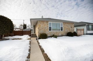 Photo 1: 950 Polson Avenue in Winnipeg: North End Residential for sale (4C)  : MLS®# 202104739