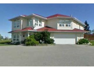 Photo 1: 6 BIGGAR HEIGHTS CLOSE in CALGARY: Rural Rocky View MD Residential Detached Single Family for sale : MLS®# C3482718