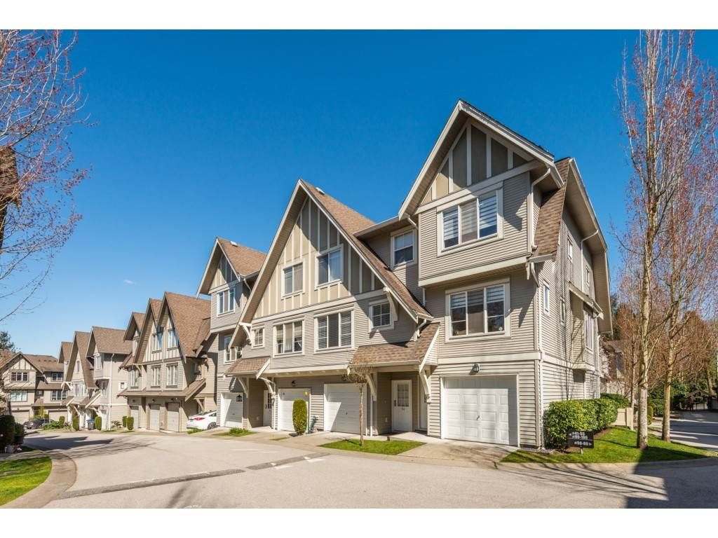 """Main Photo: 52 15175 62A Avenue in Surrey: Sullivan Station Townhouse for sale in """"BROOKLANDS Panorama Place"""" : MLS®# R2565279"""