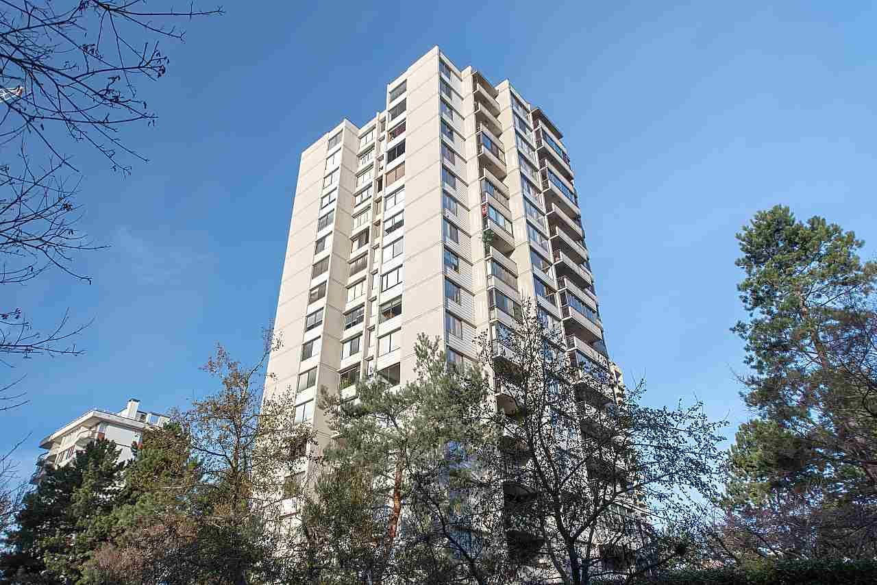 """Main Photo: 1602 1725 PENDRELL Street in Vancouver: West End VW Condo for sale in """"THE STRATFORD."""" (Vancouver West)  : MLS®# R2327665"""