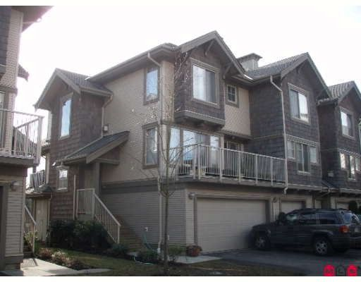 "Main Photo: 16 20761 DUNCAN Way in Langley: Langley City Townhouse for sale in ""WYNDHAM LANE"" : MLS®# F2903642"