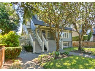 "Photo 1: 3450 W 3RD Avenue in Vancouver: Kitsilano Townhouse for sale in ""COLLINGWOOD MANOR"" (Vancouver West)  : MLS®# V924454"