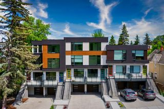 Main Photo: 2100 17A Street SW in Calgary: Bankview Row/Townhouse for sale : MLS®# A1118560