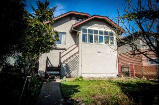 Main Photo: 3657 E PENDER Street in Vancouver: Renfrew VE House for sale (Vancouver East)  : MLS®# R2561375