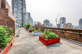 """Photo 10: 109 950 DRAKE Street in Vancouver: Downtown VW Condo for sale in """"ANCHOR POINT"""" (Vancouver West)  : MLS®# R2401708"""