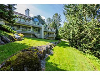 "Photo 36: 18 4001 OLD CLAYBURN Road in Abbotsford: Abbotsford East Townhouse for sale in ""Cedar Springs"" : MLS®# R2469026"