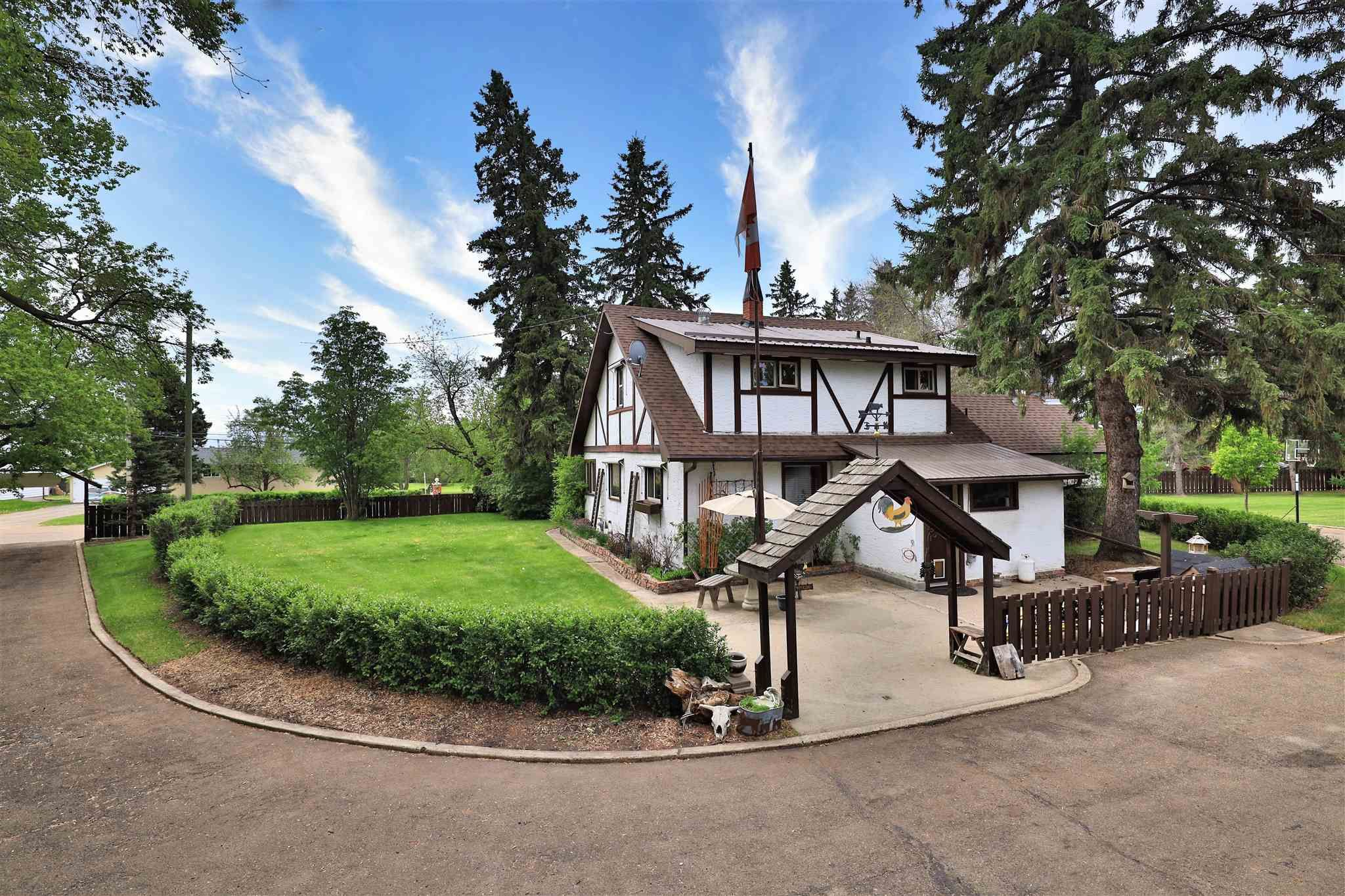 Main Photo: 5712 45 Avenue: Wetaskiwin House for sale : MLS®# E4247203