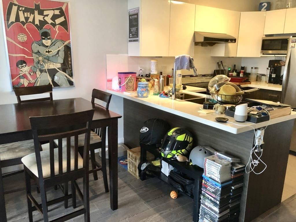 """Main Photo: 305 2408 E BROADWAY in Vancouver: Renfrew VE Condo for sale in """"BROADWAY CROSSING"""" (Vancouver East)  : MLS®# R2243793"""