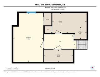 Photo 42: 18007 91A Street in Edmonton: Zone 28 House for sale : MLS®# E4265619
