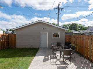 Photo 28: 687 Garfield Street North in Winnipeg: West End Residential for sale (5C)  : MLS®# 202121462