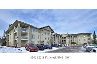 Photo 3: 1306 2518 Fish Creek Boulevard SW in Calgary: Evergreen Apartment for sale : MLS®# A1065194