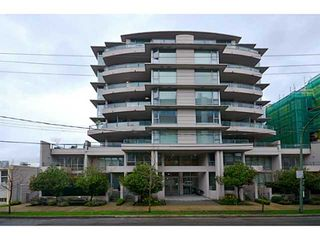 """Photo 1: 705 587 W 7TH Avenue in Vancouver: Fairview VW Condo for sale in """"AFFINITI"""" (Vancouver West)  : MLS®# V999925"""