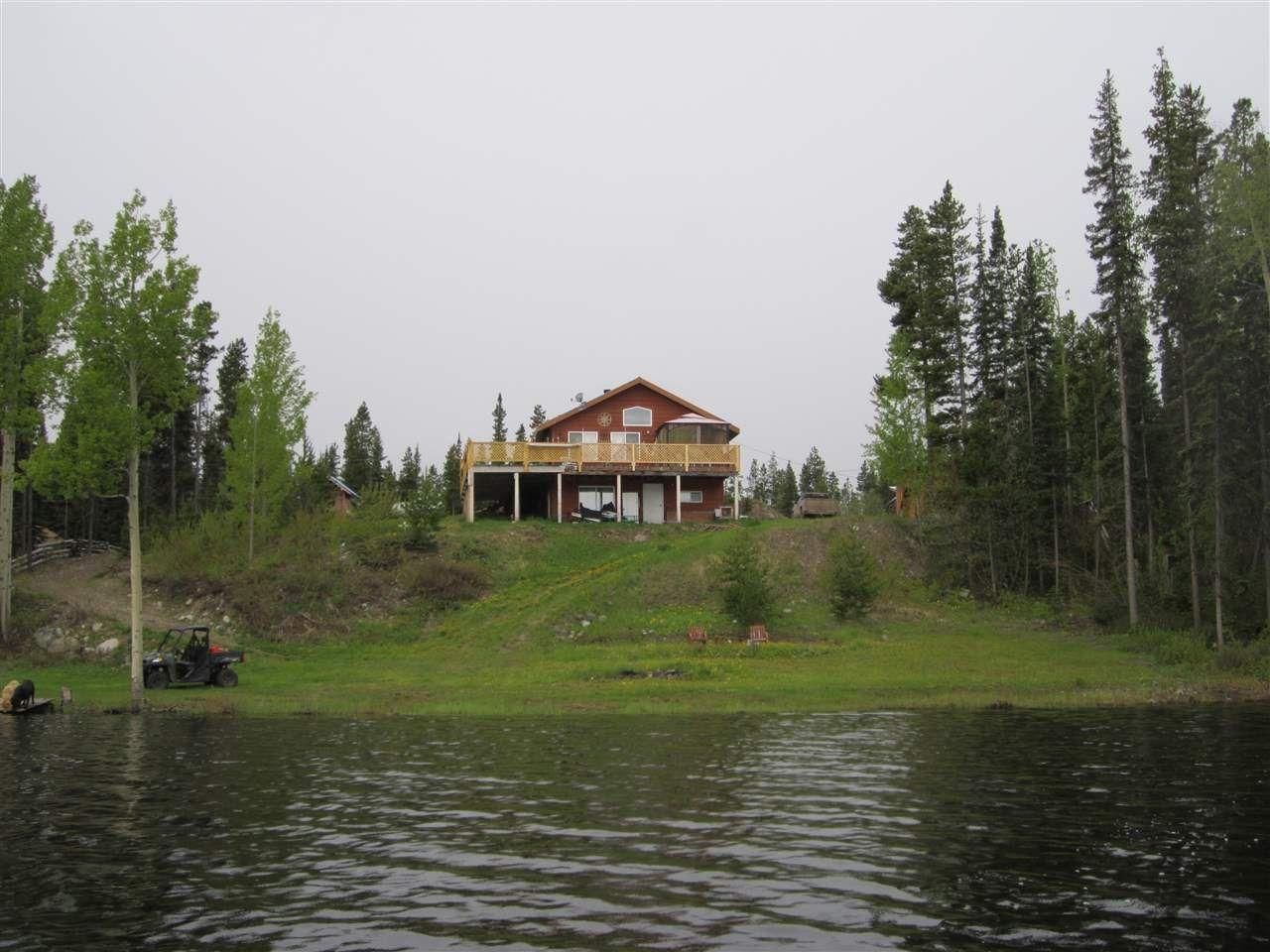 Main Photo: 3126 ELSEY Road in Williams Lake: Williams Lake - Rural West House for sale (Williams Lake (Zone 27))  : MLS®# R2467730