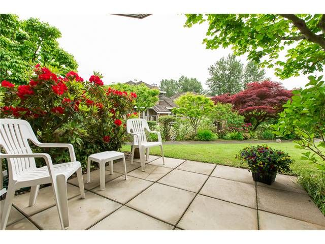 """Main Photo: 112 67 MINER Street in New Westminster: Fraserview NW Condo for sale in """"FRASERVIEW PARK"""" : MLS®# V1122191"""
