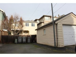 Photo 14: 4054 W 35TH AV in Vancouver: Dunbar House for sale (Vancouver West)  : MLS®# V1104920