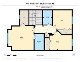 Photo 16: 7322 ARMOUR Crescent in Edmonton: Zone 56 House for sale : MLS®# E4254924