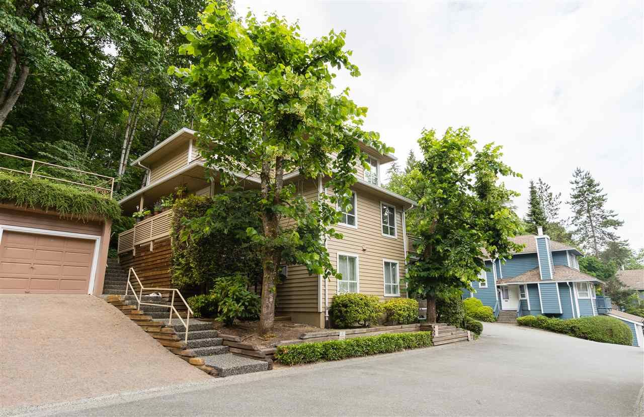 """Main Photo: 48 9000 ASH GROVE Crescent in Burnaby: Forest Hills BN Townhouse for sale in """"Ash Brook Place"""" (Burnaby North)  : MLS®# R2283977"""