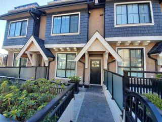"Main Photo: 8127 SHAUGHNESSY Street in Vancouver: Marpole Townhouse for sale in ""Shaughnessy Residences"" (Vancouver West)  : MLS®# R2552432"