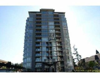 Photo 1: 807 575 DELESTRE Avenue in Coquitlam: Coquitlam West Condo for sale : MLS®# V804377