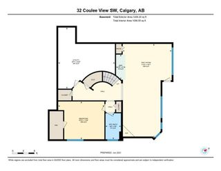 Photo 39: 32 coulee View SW in Calgary: Cougar Ridge Detached for sale : MLS®# A1117210