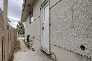 Photo 35: 1438 39 Street SW in Calgary: Rosscarrock Semi Detached for sale : MLS®# A1087813