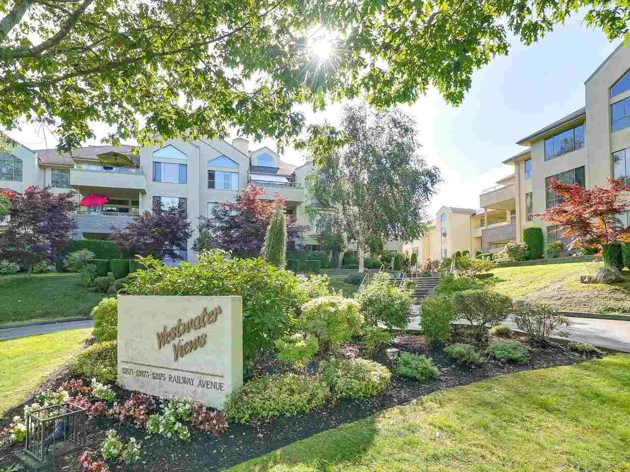 Main Photo: 123 12873 RAILWAY AVENUE in : Steveston South Condo for sale : MLS®# R2197278