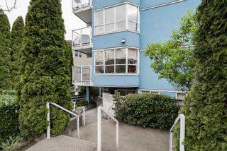 """Photo 1: 204 2333 ETON Street in Vancouver: Hastings Condo for sale in """"ETON STREET"""" (Vancouver East)  : MLS®# R2364464"""