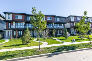 Photo 40: 8271 CHAPPELLE Way in Edmonton: Zone 55 Attached Home for sale : MLS®# E4261820
