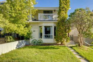 Main Photo: 406 17 Avenue NW in Calgary: Mount Pleasant Detached for sale : MLS®# A1145133