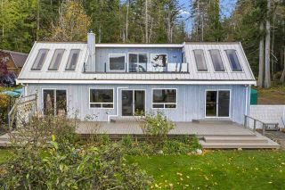 Photo 2: 384 GEORGINA POINT Road: Mayne Island House for sale (Islands-Van. & Gulf)  : MLS®# R2524318